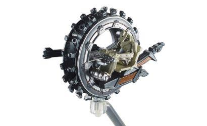 Neues Hot Wheels General Grievous' Wheel Bike aufgetaucht