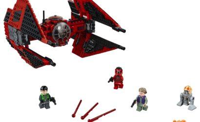 Erste Bilder und Infos zu den neuen LEGO Star Wars 2019-Sets