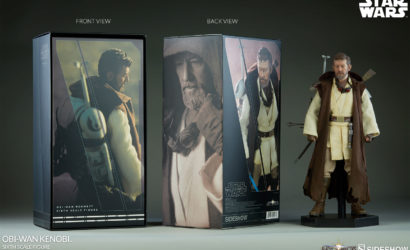 Neue Produktbilder zur Sideshow Mythos Obi-Wan Kenobi 1/6 Scale Figur