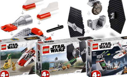 "Alle Informationen zu den neuen LEGO Star Wars ""4+""-Sets"