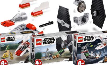 """Alle Informationen zu den neuen LEGO Star Wars """"4+""""-Sets"""