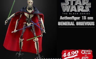 Hasbro Black Series General Grievous 6″-Figur zur Vorbestellung verfügbar!