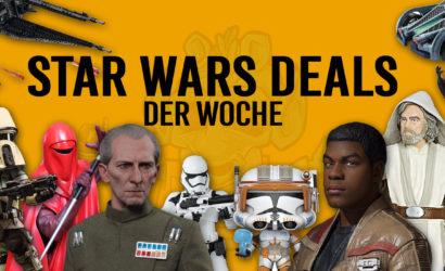 Amazon Star Wars Deals der Woche – KW 05/2019