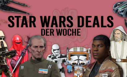 Amazon Star Wars Deals der Woche – KW 02/2019