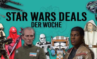 Amazon Star Wars Deals der Woche – KW 01/2021