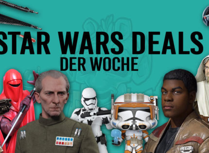 Amazon Star Wars Deals der Woche – KW 16/2019