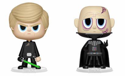 Funko zeigt neues Luke Skywalker & Darth Vader Vynl.-Set