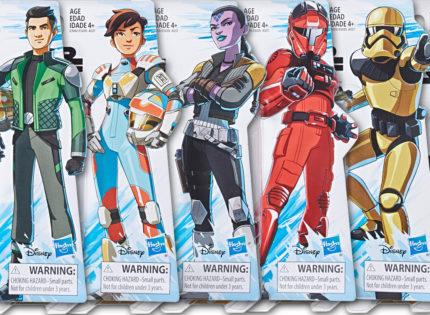 Hasbro Star Wars Resistance: Erste Wave zur Vorbestellung verfügbar!