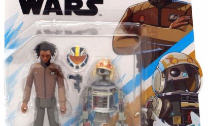 Beide Hasbro Resistance Doppelpacks bei Amazon.com aufgetaucht!