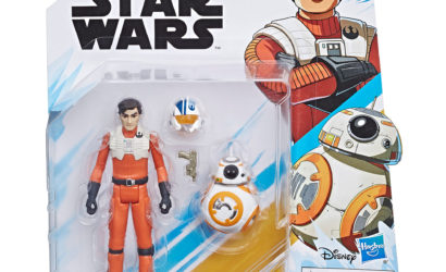 Offizielle Bilder zu den Hasbro Star Wars Resistance-Doppelpacks