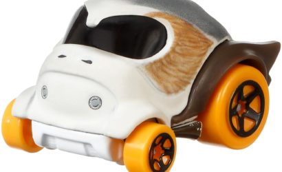 Neues Hot Wheels Star Wars Porg Character Car