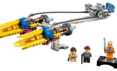 Alle Infos zu den LEGO Star Wars 20th Anniversary-Sets 2019