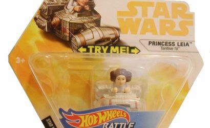 Viele neue Hot Wheels Star Wars Battle Rollers aufgetaucht