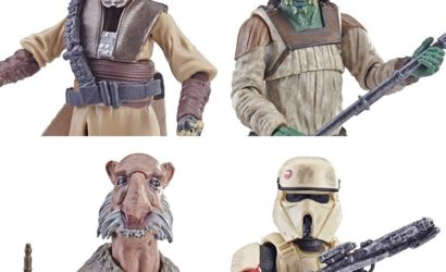 Alle Informationen und Bilder zur Hasbro Vintage Collection Wave 4!