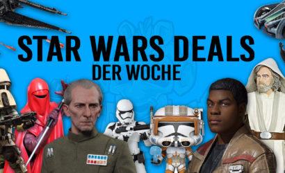 Amazon Star Wars Deals der Woche – KW 06/2019