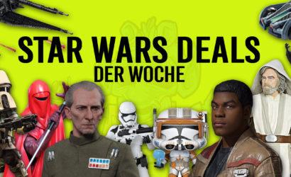 Amazon Star Wars Deals der Woche – KW 07/2019