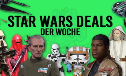 Amazon Star Wars Deals der Woche – KW 09/2019