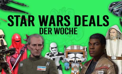 Amazon Star Wars Deals der Woche – KW 49/2019