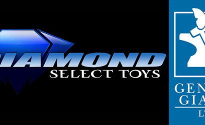 Diamond Select Toys übernimmt alle Geschäfte der Gentle Giant Ltd.