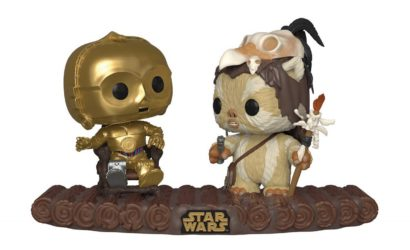 "Alle Infos zum Funko POP! ""Encounter on Endor"" Movie Moment"