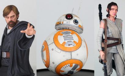 Drei neue Gentle Giant Star Wars Collectibles vorgestellt