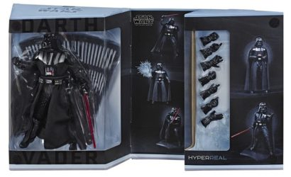 Alle Infos zum Hasbro Black Series HYPERREAL 8″ Darth Vader