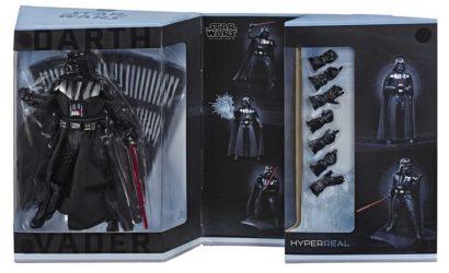 Review-Video zum Hasbro Black Series HYPERREAL 8″ Darth Vader