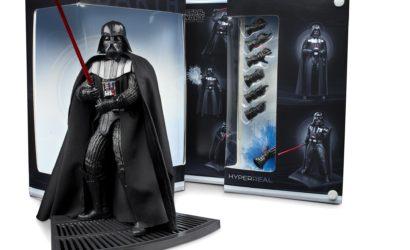Alle Infos zur Hasbro Black Series HYPERREAL 8″ Darth Vader Figur