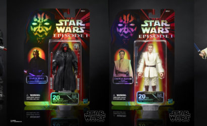 Hasbro Black Series 6″ Celebration Exclusives auf besonderer Karte!