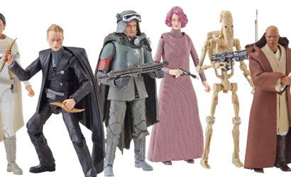 Hasbro Black Series 6″-Figuren – Wave 20: Alle Infos und Bilder!