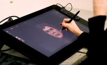 Video zur neuen Faceprint-Technologie von Hasbro