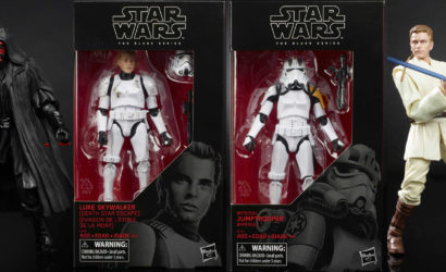 "#NYTF2019: Alle Hasbro-News zur ""The Black Series"""