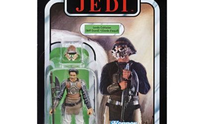 Vintage Collection 3.75″ Lando Calrissian (Skiff Guard) – Pre-Order gestartet