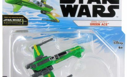 "Alle Bilder der Hot Wheels Starships zu ""Star Wars: Resistance"""