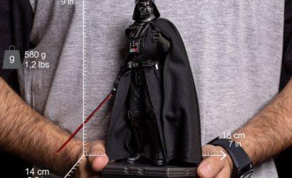 Weitere Iron Studios Art Scale 1/10-Ankündigung: Darth Vader