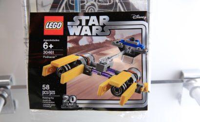 Neues LEGO Star Wars Podracer Polybag (30461) aufgetaucht