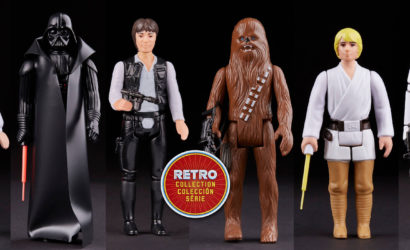Neue Pressebilder zur Hasbro Star Wars 3.75″ Retro Collection