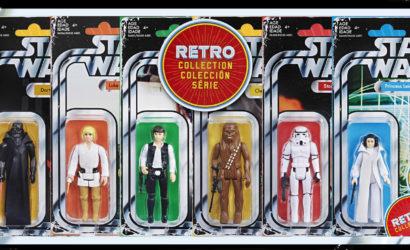 Alle Infos zur Hasbro Star Wars 3.75″ Retro Collection