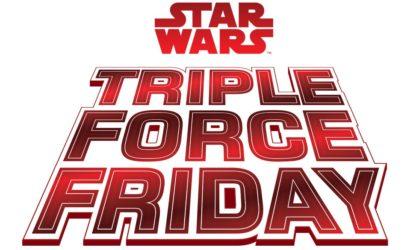 Alle LEGO Star Wars-Sets zum Triple Force Friday 2019 im Überblick