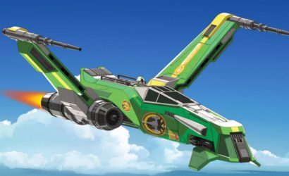 "Hot Wheels Starships zu ""Star Wars: Resistance"" im Anflug!"