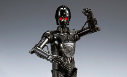 Bandai Triple Zero (0-0-0) Model-Kit als Star Wars Celebration 2019 Exclusive
