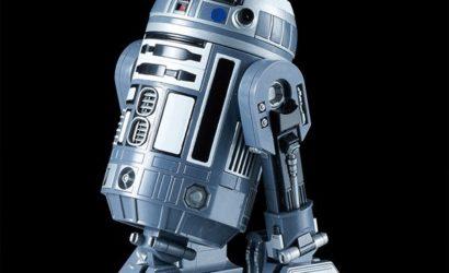 Neue Informationen zum Bandai R2-Q2 Model-Kit
