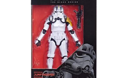 Hochauflösende Bilder zum Hasbro Black Series 6″ Imperial Jumptrooper