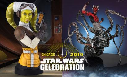 Das sind die Gentle Giant-Exclusives für die Star Wars Celebration 2019
