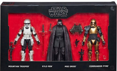 "Neues Hasbro Black Series 6″ Exclusive ""The First Order"" 4-Pack aufgetaucht!"