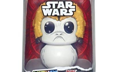 Vier neue Hasbro Star Wars Might Muggs veröffentlicht