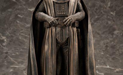 Kotobukiya ArtFX Darth Vader Bronze-Figur als SWC 2019 Exclusive