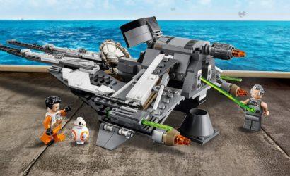Alle LEGO Star Wars-April 2019-Neuheiten ab sofort lieferbar!