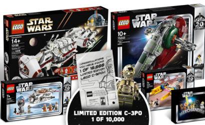 Großer Star Wars-Bauwettbewerb bei LEGO IDEAS!