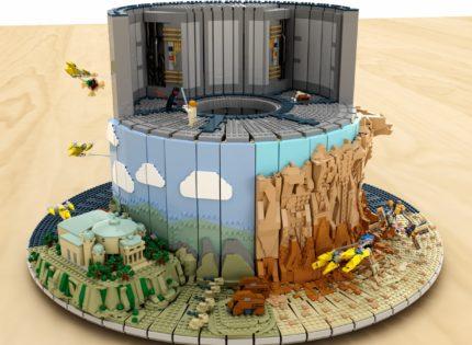 Großer Star Wars-Bauwettbewerb bei LEGO IDEAS! – Gewinner wurde gewählt